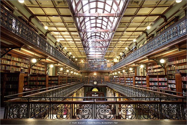 阿得雷德自由行︱State Library of South Australia.走進哈利波特圖書館