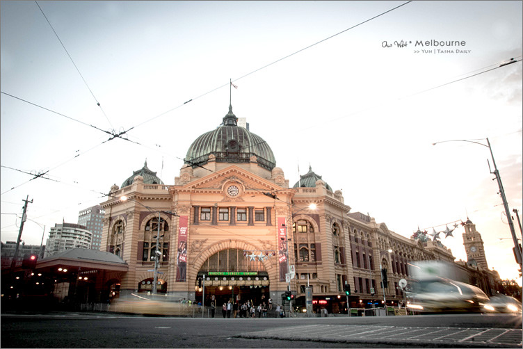 墨爾本自由行︱旅澳印象.值得深度慢遊的美麗城市.墨爾本