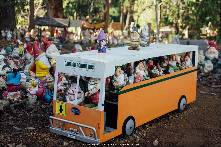 西澳自由行︱Gnomesville.尋找白雪公主之旅、萬分有趣矮人村