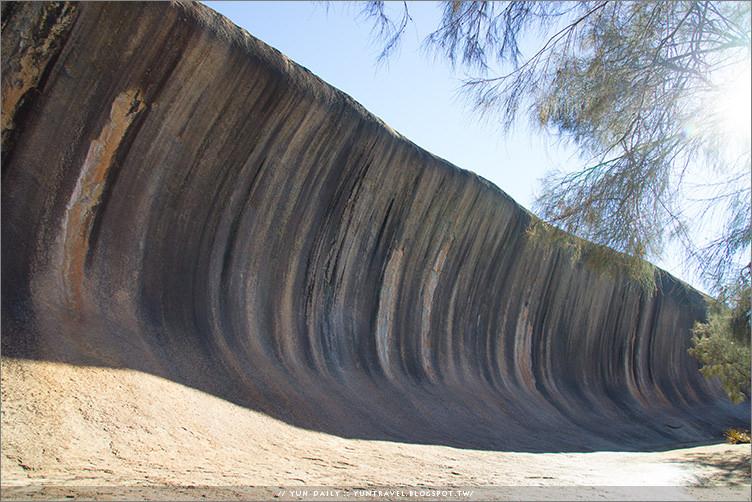 西澳自由行︱美麗小鎮~York & 乘著波浪去旅行~Wave Rock