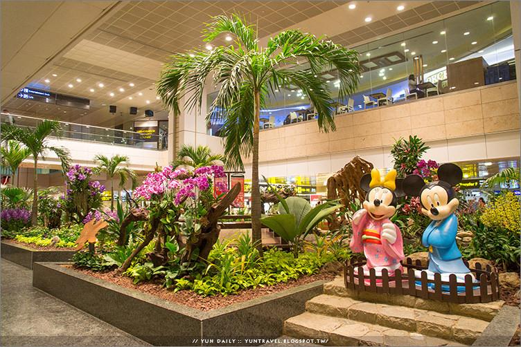 SIN︱二度出走,逗留。新加坡.璋宜機場