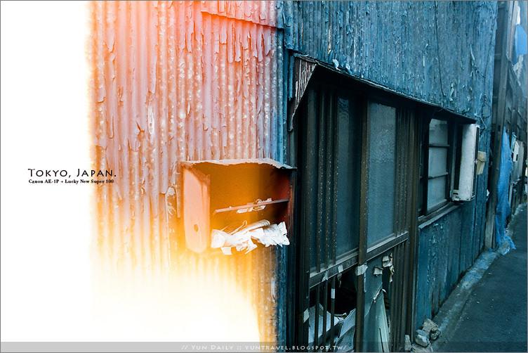 底片︱Canon AE-1P × 旅日生活_01.東京 & 鐮倉