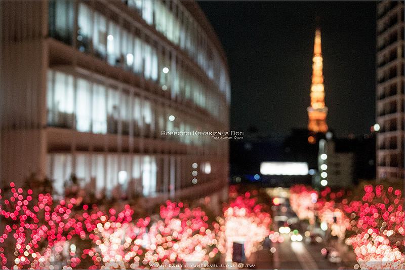 東京聖誕︱六本木Roppongi Hills美麗燈海.冬季聖誕限定