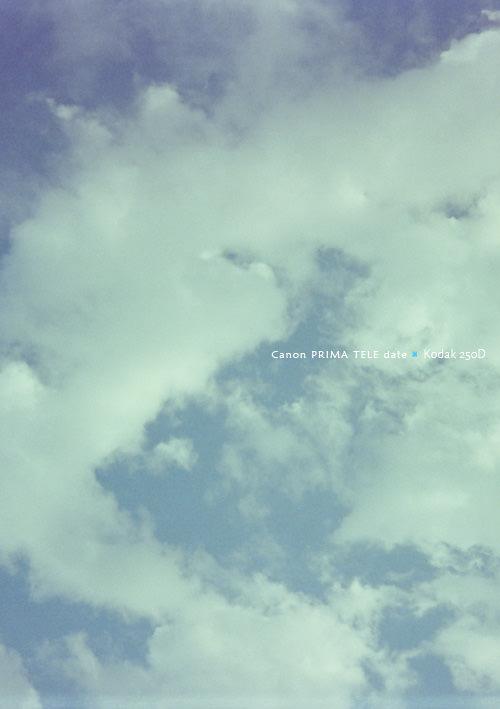 底片︱Canon PRIMA TELE date.2012半格底片生活誌