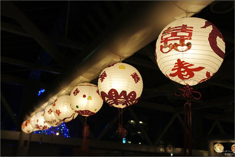 草屯旅遊︱回味純樸的燈會氛圍~工藝中心蛇年元宵燈會