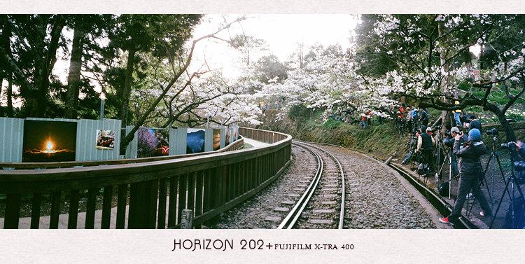 底片︱HORIZON 202.寬景捲一