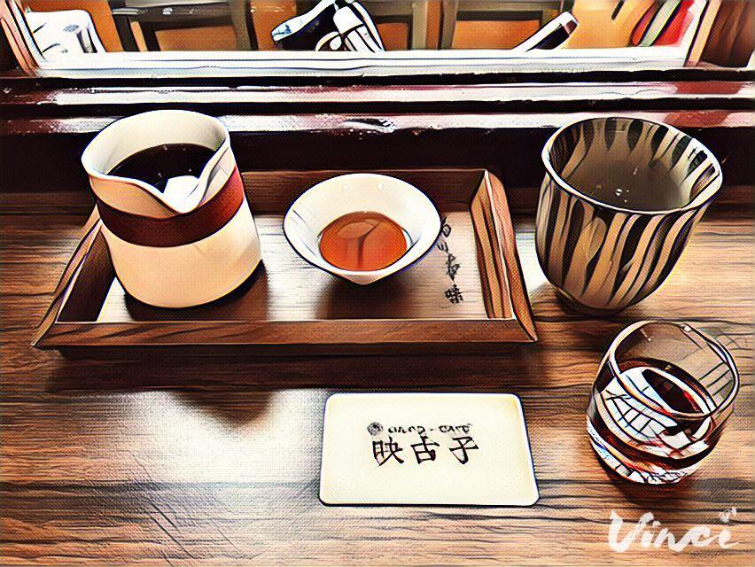 草屯咖啡館 ︱映古子咖啡.小巷老屋哲學的人情味