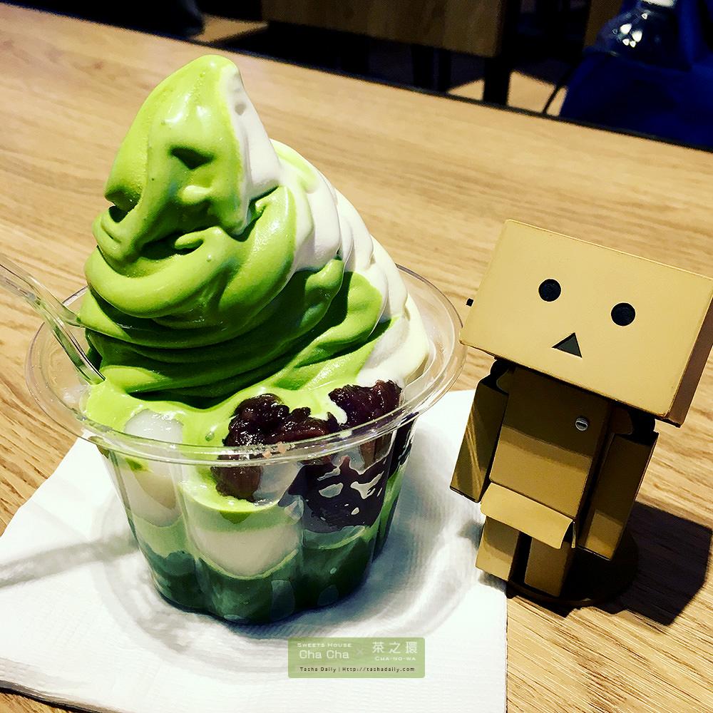 尖沙咀甜點︱CHA-NO-WA茶之環.來自日本的第一名抹茶甜品