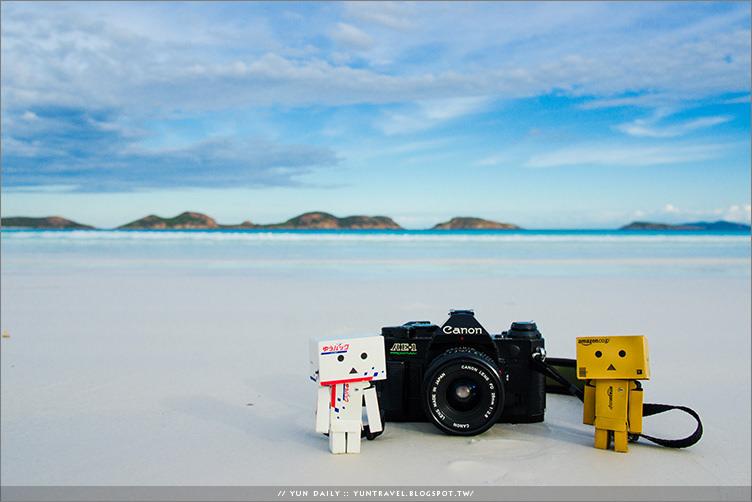 西澳自由行︱Lucky Bay.二千公里只為見你一面、白沙灘與袋鼠的絕景.