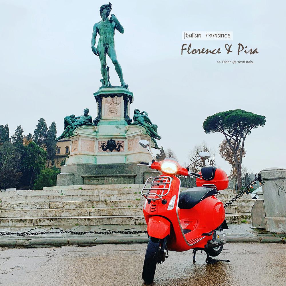 義大利自由行︱sisi義大利最美的城市Day7~12.Florence佛羅倫斯、Pisa比薩