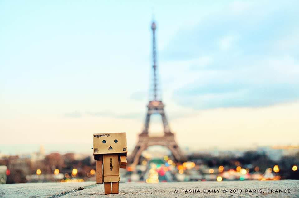 法國自由行丨巴黎四天三夜.漫步在浪漫城市的行程速記