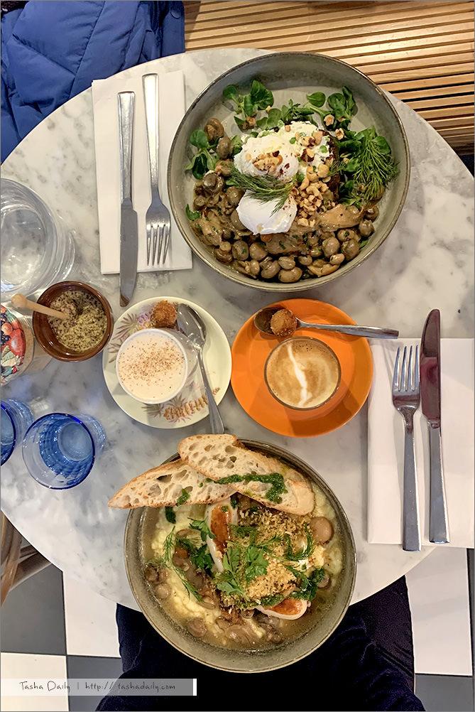 巴黎早午餐