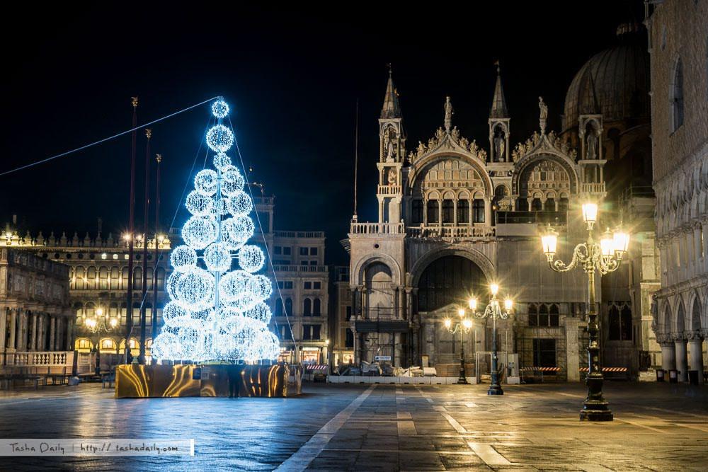 威尼斯自由行丨浪漫水鄉的、交織在冷與凍的絕美