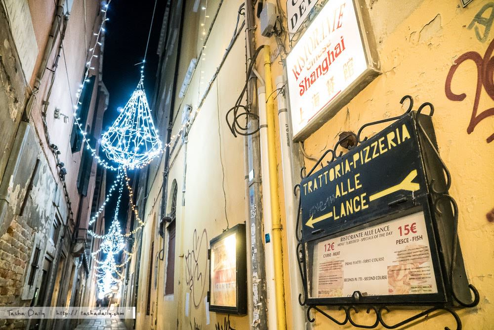 聖誕威尼斯