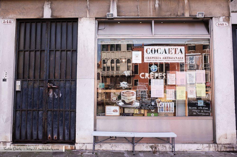 威尼斯自由行丨COCAETA 法式可麗餅.Tripadvisor推薦甜點