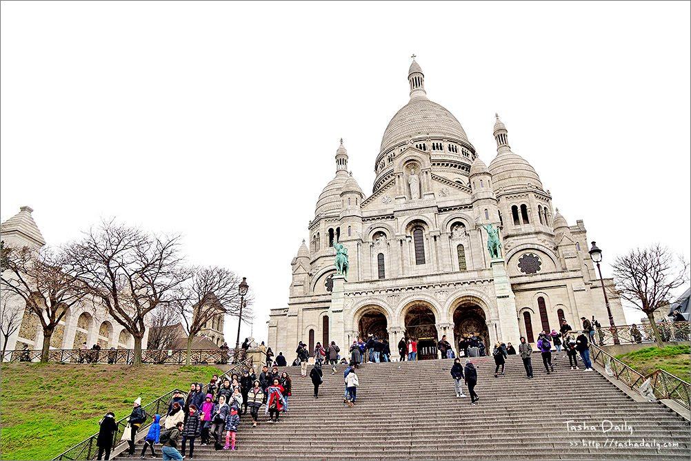 巴黎自由行丨Sacré-Cœur聖心堂.蒙馬特的宗教聖殿