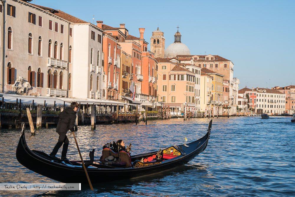 威尼斯自由行︱迷路,是威尼斯獨有的水鄉浪漫