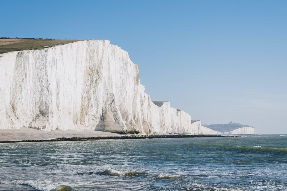 英國自由行丨Brighton、Seven Sisters Cliff七姐妹斷崖.英國必需走訪的白堊斷崖