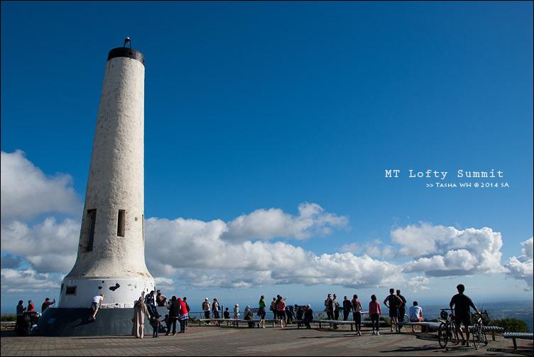 南澳自由行︱MT Lofty Summit.爬山雲端、眺望城市美景