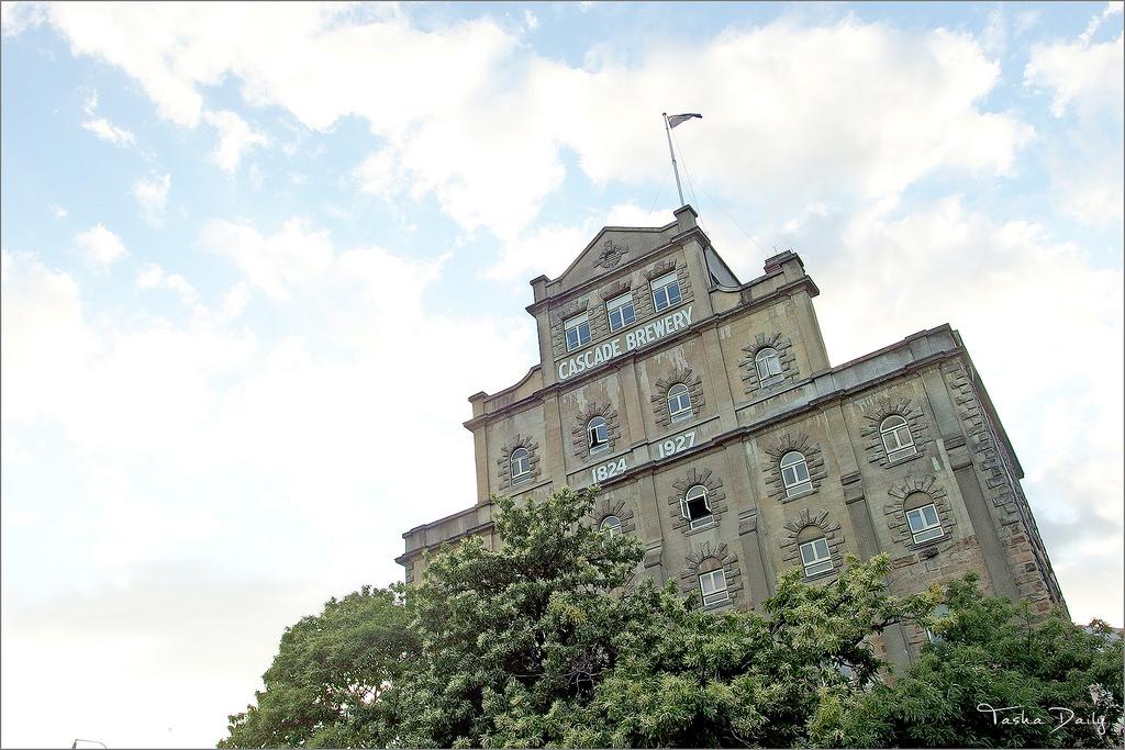 塔斯自由行︱Cascade Brewery.荷伯特大三巴、最古老的澳洲啤酒廠