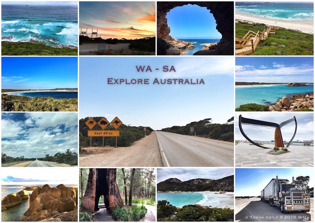 環澳規劃︱從西澳到南澳,一段4000公里的自駕旅行 (附路線地圖)