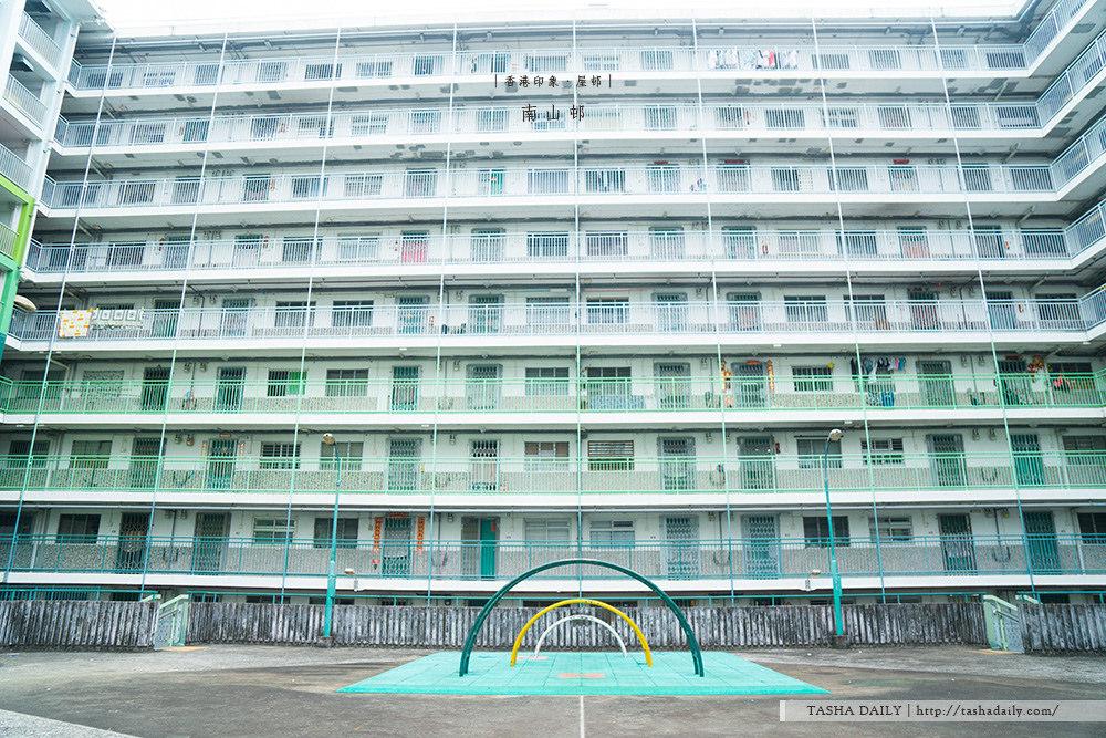 香港主題攝影︱石硤尾 南山邨.走進時光倒流的舊式屋邨