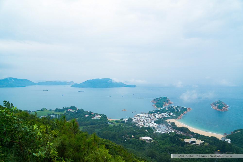 香港自由行︱龍脊行山徑.香港入門級的行山步道