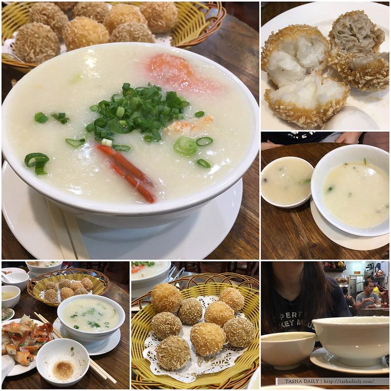 澳門美食︱舊城區美食、肥仔文美食.必吃水蟹粥、蝦子撈麵、鯪魚球