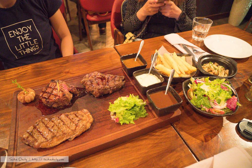 胡志明市自由行︱B3 – Steakhouse & Craft beer.生日就是該大口吃肉吧!!