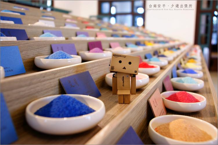 旅行︱台南安平區.尋找專屬於自己的生日色彩.夕遊出張所 安平分室